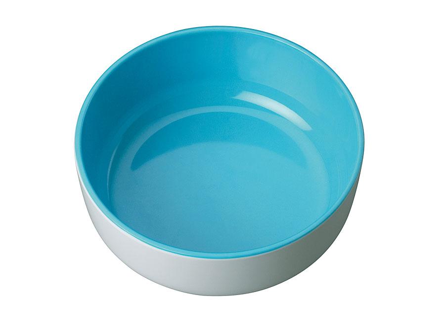 widget-melamine-servies-kom-lichtblauw-wit