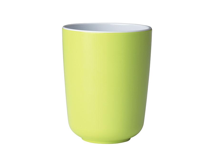 widget-melamine-tableware-cup-white-limegreen