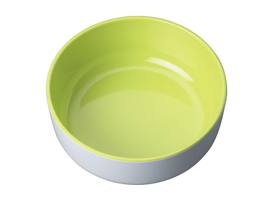 widget-melamine-tableware-bowl-limegreen-white